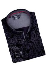 Mizumi Black on Black Long Sleeve Shirt