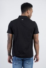 Barabas Black w/Silver Trim Polo