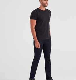 7 for all Mankind Slimmy Slim Straight Jean-Deep Well