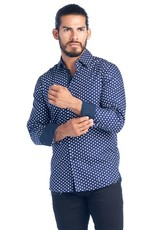 American Breed Polka Dot Shirt