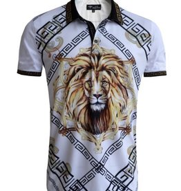 VIP Collection White Lion Polo
