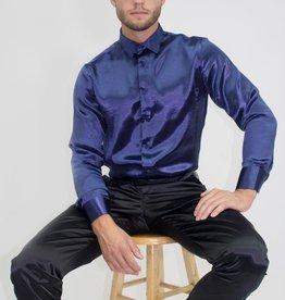 Barabas Refined Solid Foil Shirt (2 colors)
