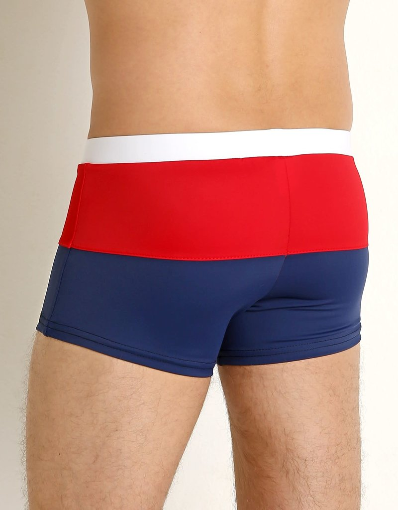 Sauvage Fitted SqCut Trunk