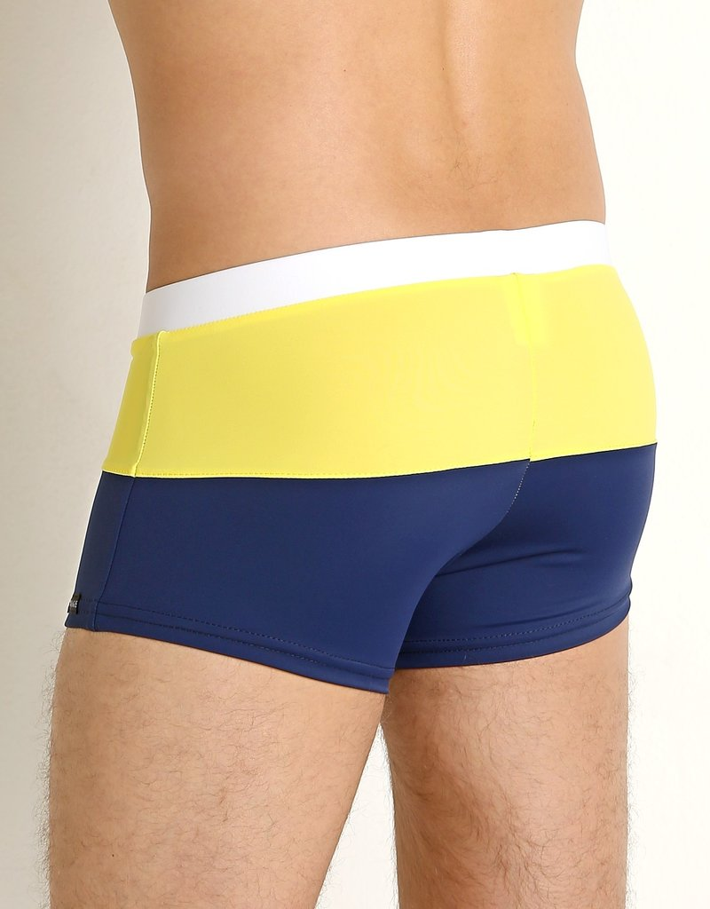 Sauvage Sauvage Fitted SqCut Trunk