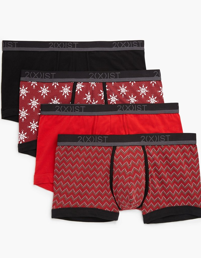 2(x)ist 3+1 Holiday No-Show Trunk