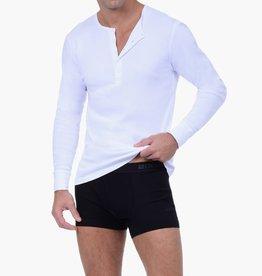 2(x)ist Long Sleeve Henley Shirt (2 colors)