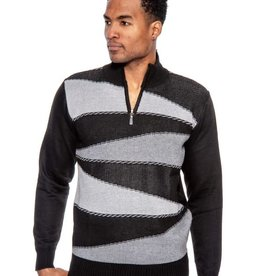 Leo Gavino Half Zip Pullover Sweater (3 colors)