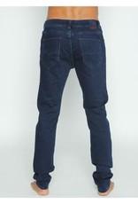 Eight X Eight X Blue/Blk Denim Slim Fit Stretch Jean