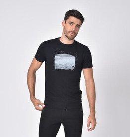 Eight X Black Sand Graphic T-Shirt