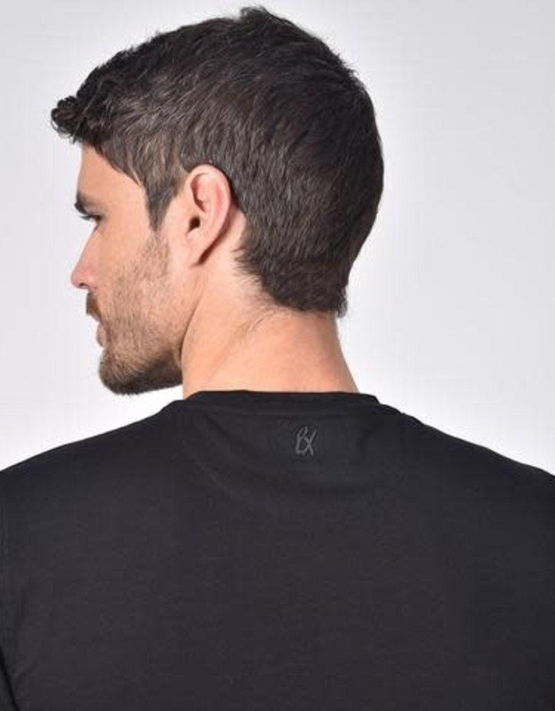 Eight X Black Graphic T-Shirt
