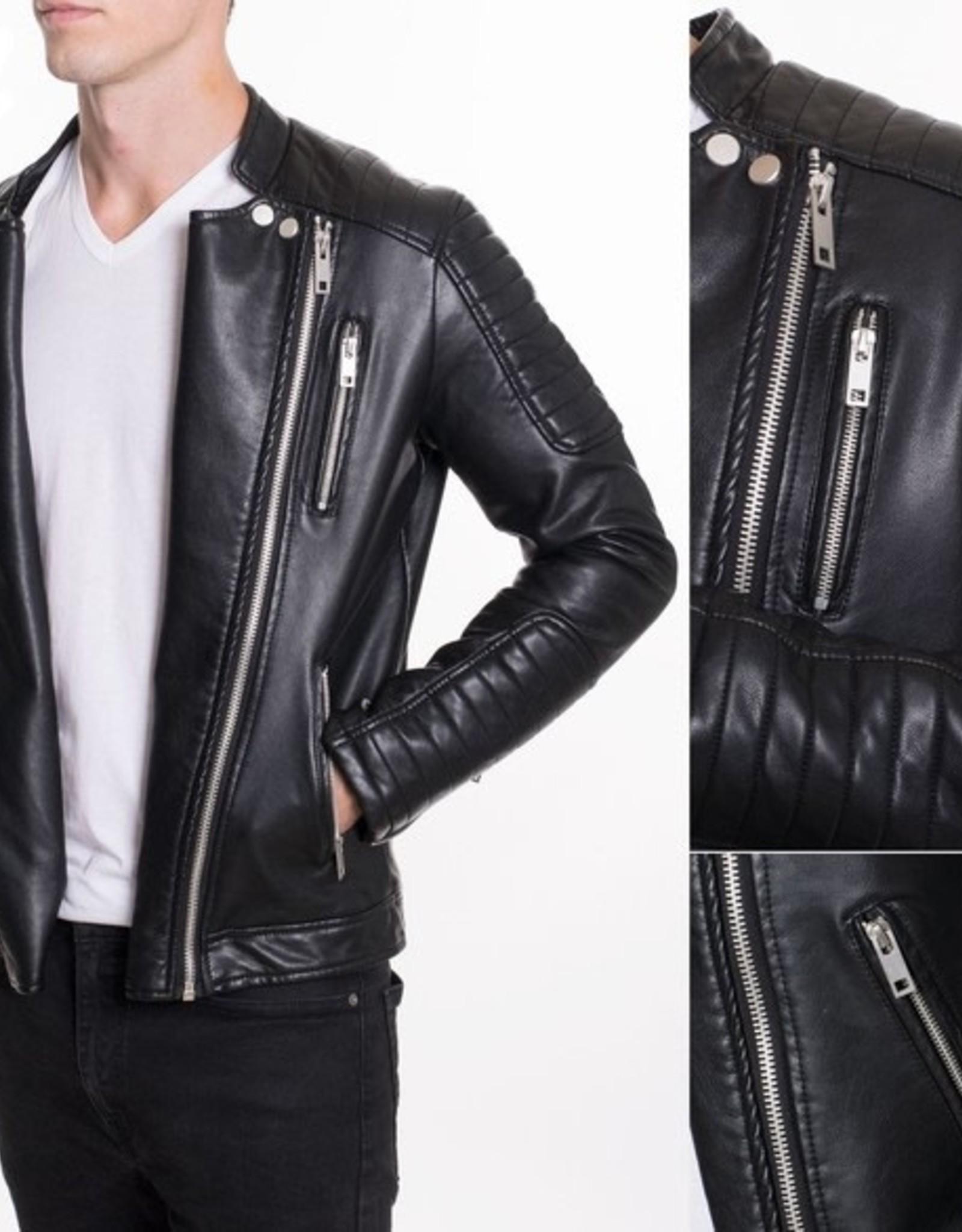 Urban Fitz Urban Fitz VFP-05 Black Jacket