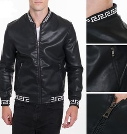 VIP Collection Bomber Jacket