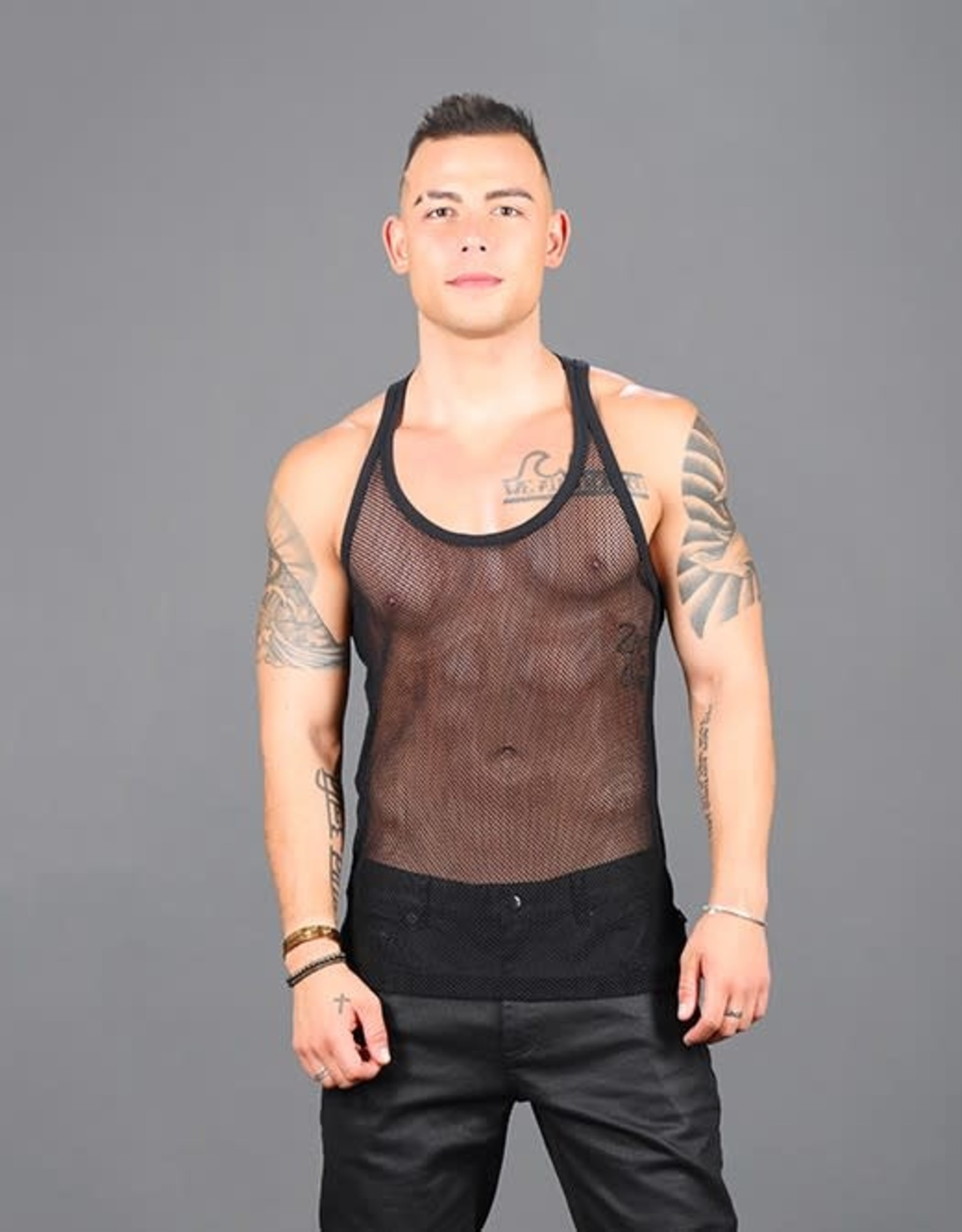 Andrew Christian Club Racer Back Tank
