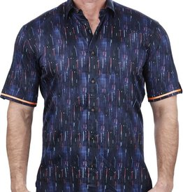 Maceoo Galileo ColoredTV Short Sleeve Shirt