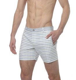 parke & ronen Check Holler Short (2 colors)