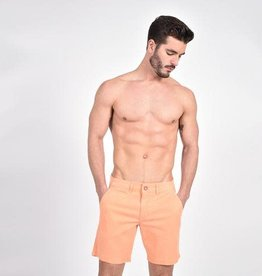 Eight X Slim Fit Jaquard Shorts