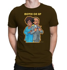 Huntees Movin on Up T shirt