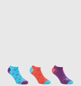 Diesel 3pack Gost LowCut Socks (3 colors)