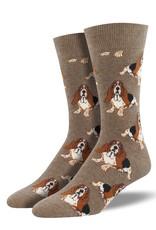 SockSmith Nothing But A Hound Dog Socks