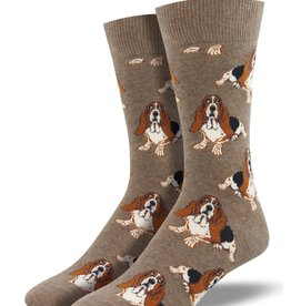 SockSmith Nothing But A Hound Dog Socks