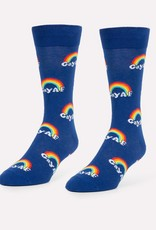 Headline Gay AF Socks
