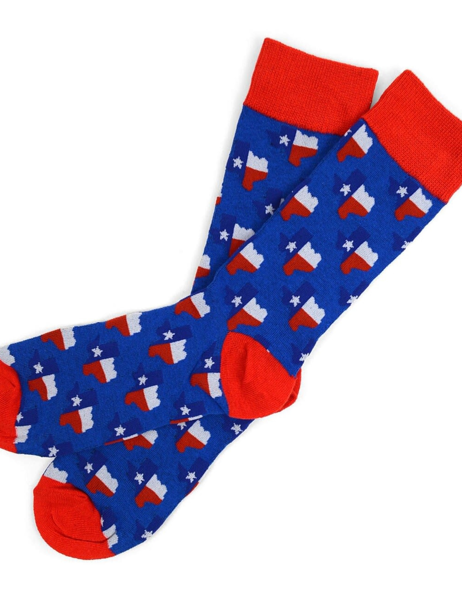 Selini Texas State Socks