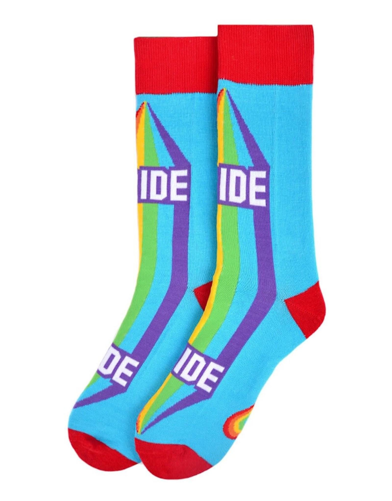 Selini Blue Pride Socks