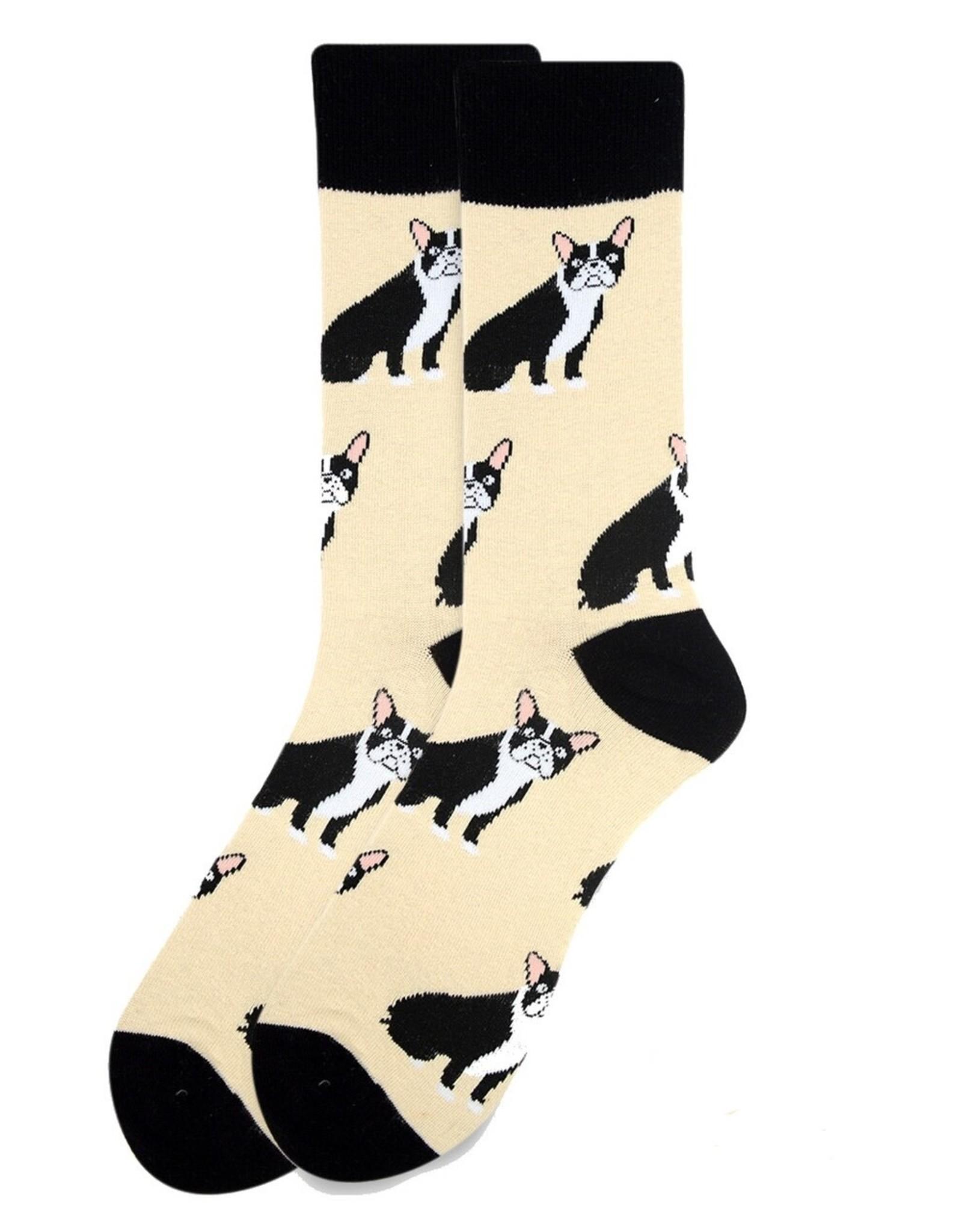 Selini French Bulldog Socks