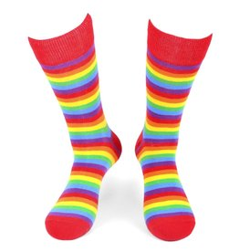 Selini Rainbow Stripe Socks