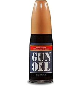Gun Oil Silicone Lubricant 2oz.