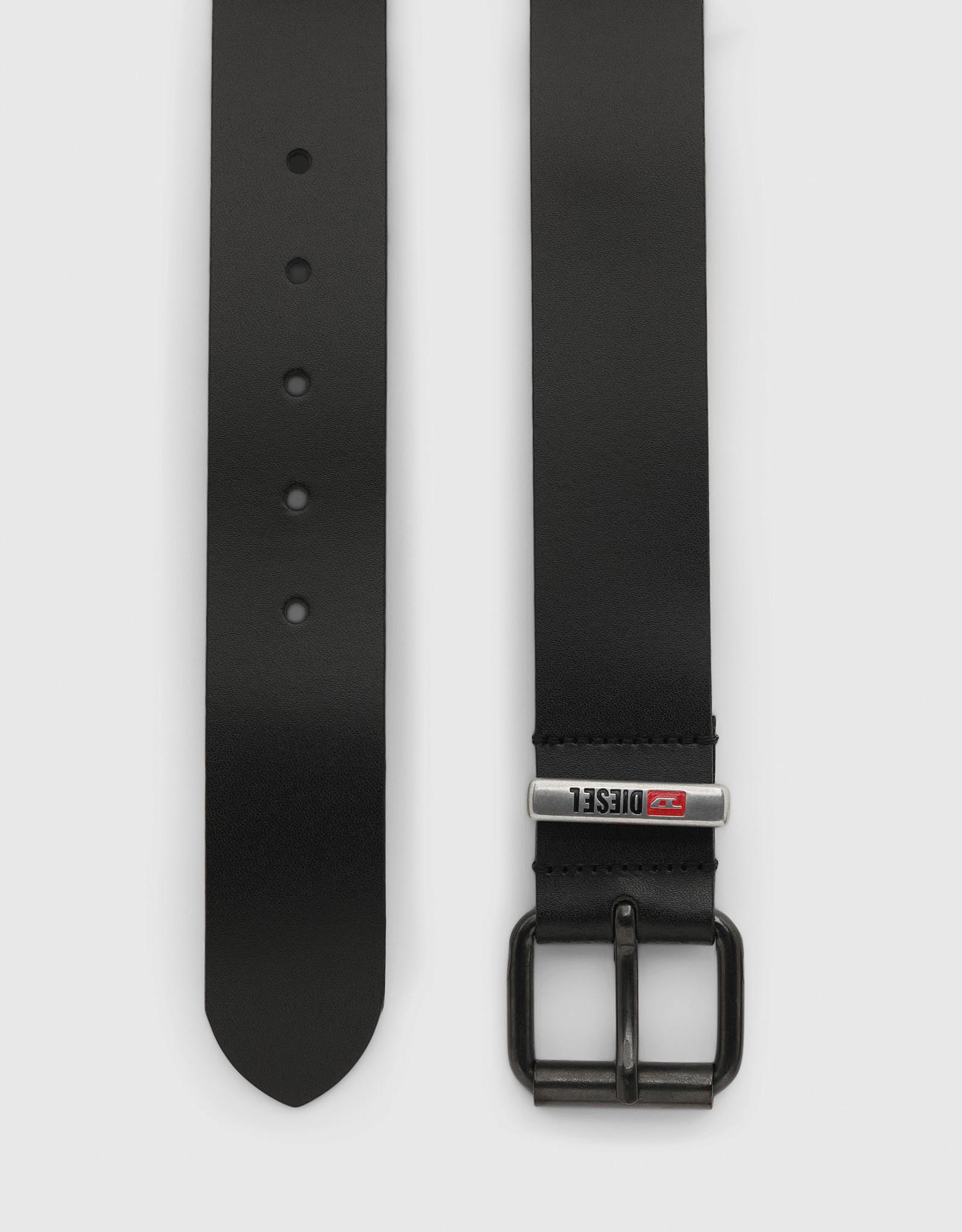Diesel Black B-Vito Belt