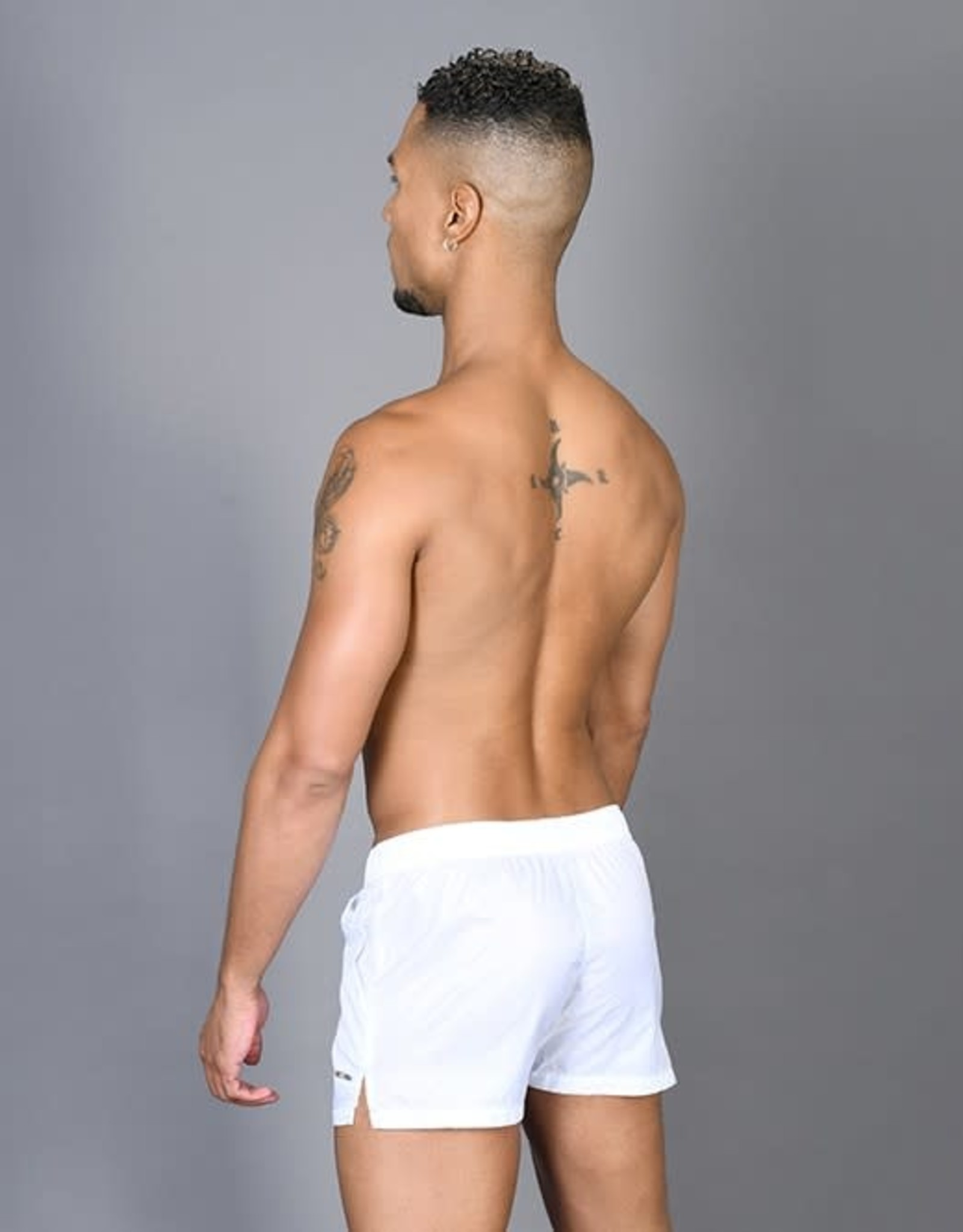 Andrew Christian Pride Active Swim Shorts (in store purchase only)