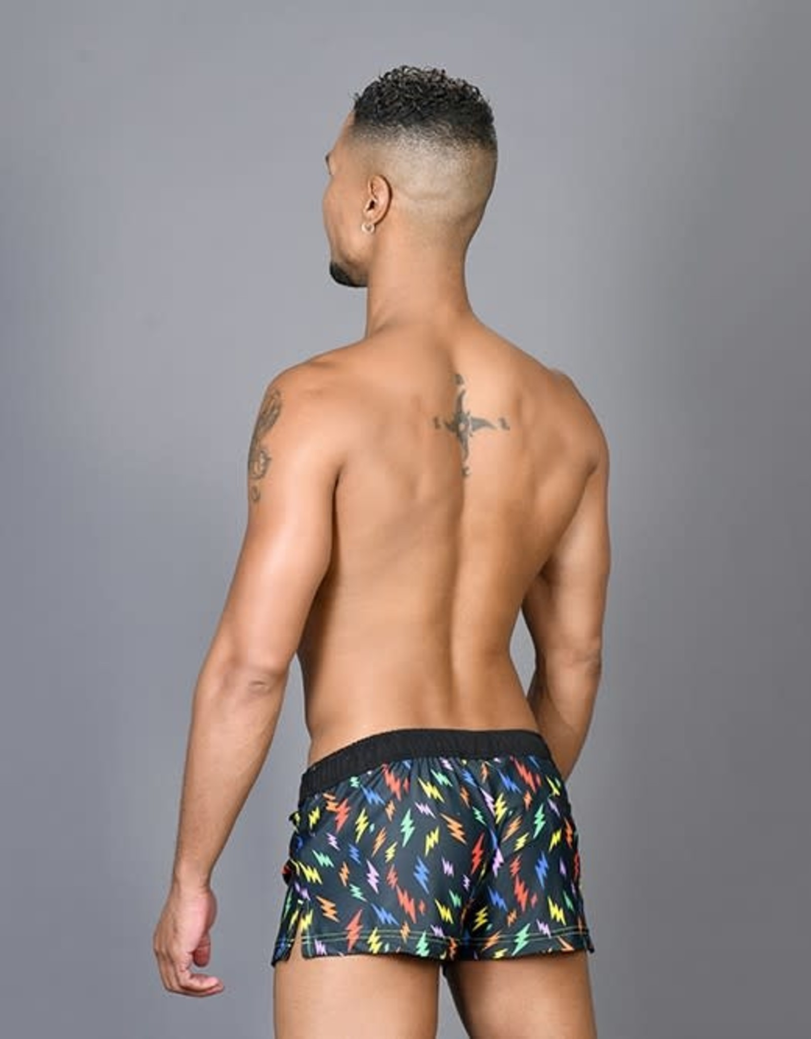 Andrew Christian Lighting  Swim Shorts