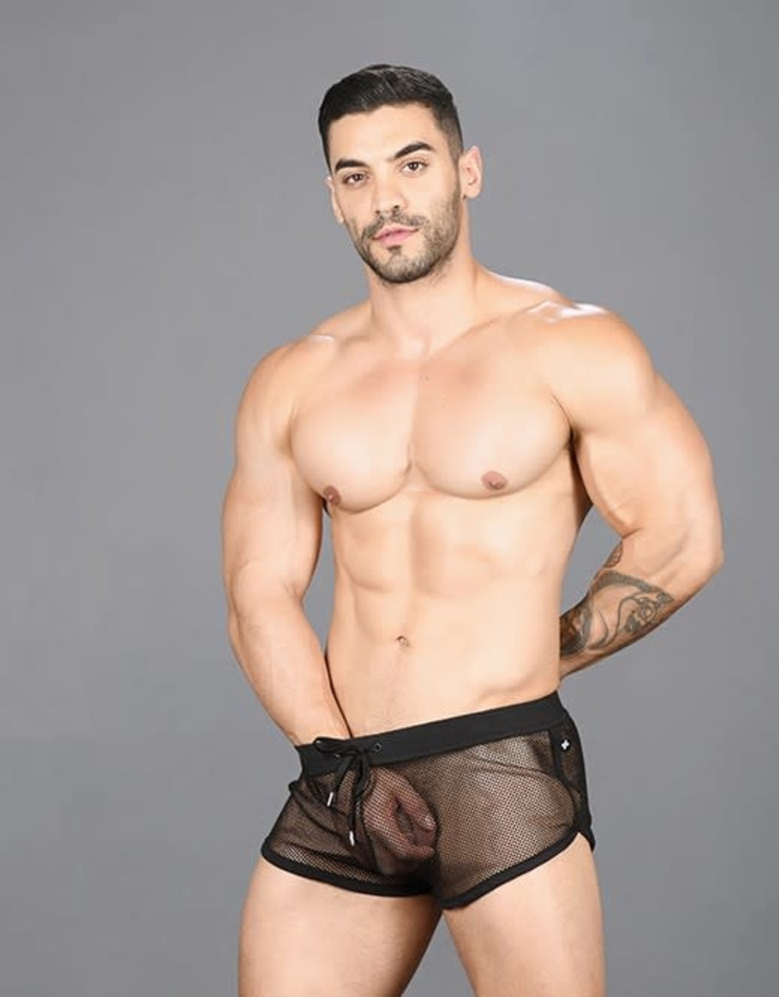 Andrew Christian Club Jogger Shorts