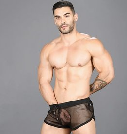 Andrew Christian Club Jogger Shorts (3 colors -curbside pick-up only)