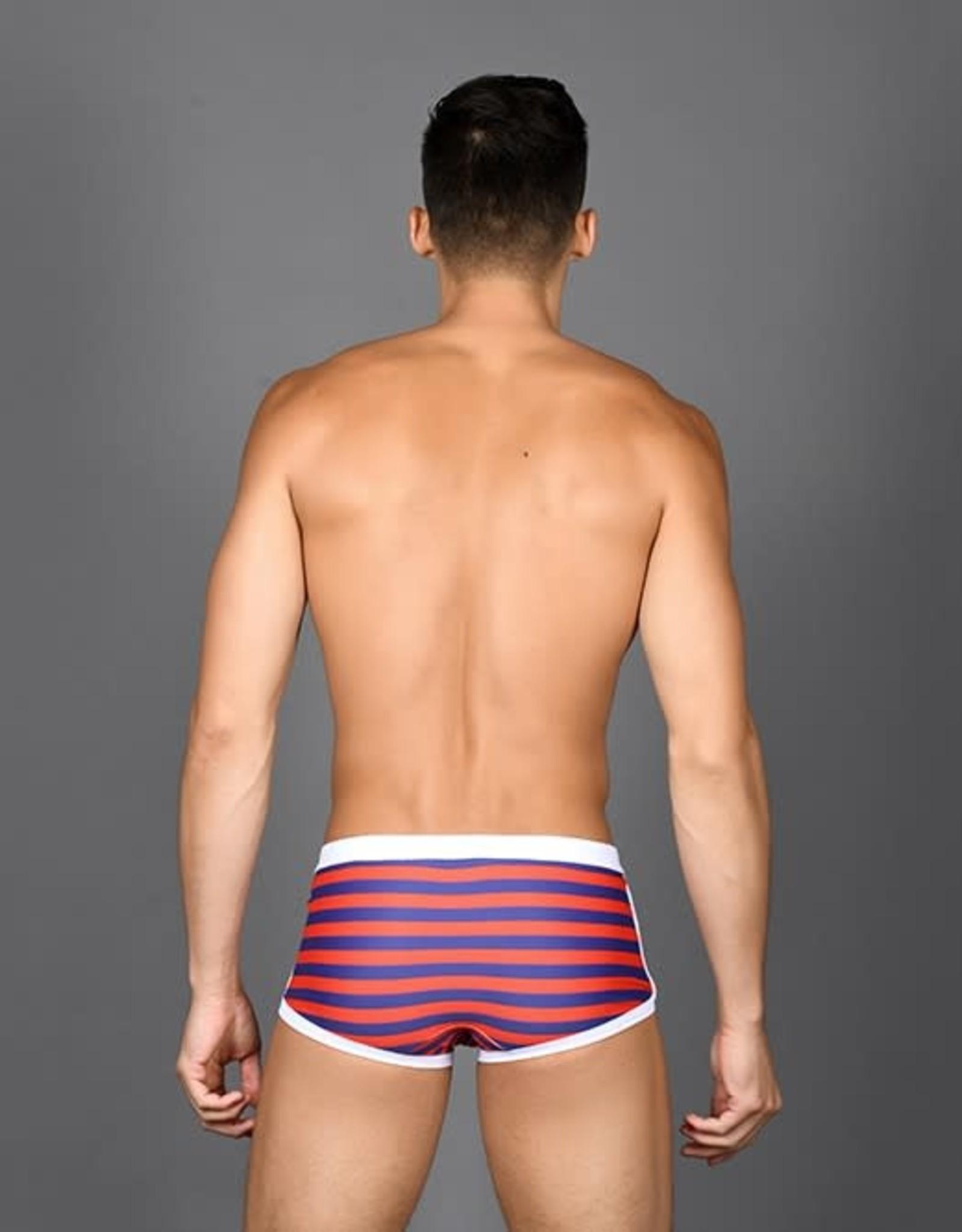 Andrew Christian Anchor Stripe Trunk