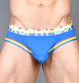 Andrew Christian Trophy Boy Pride Brief (curbside pick-up only)