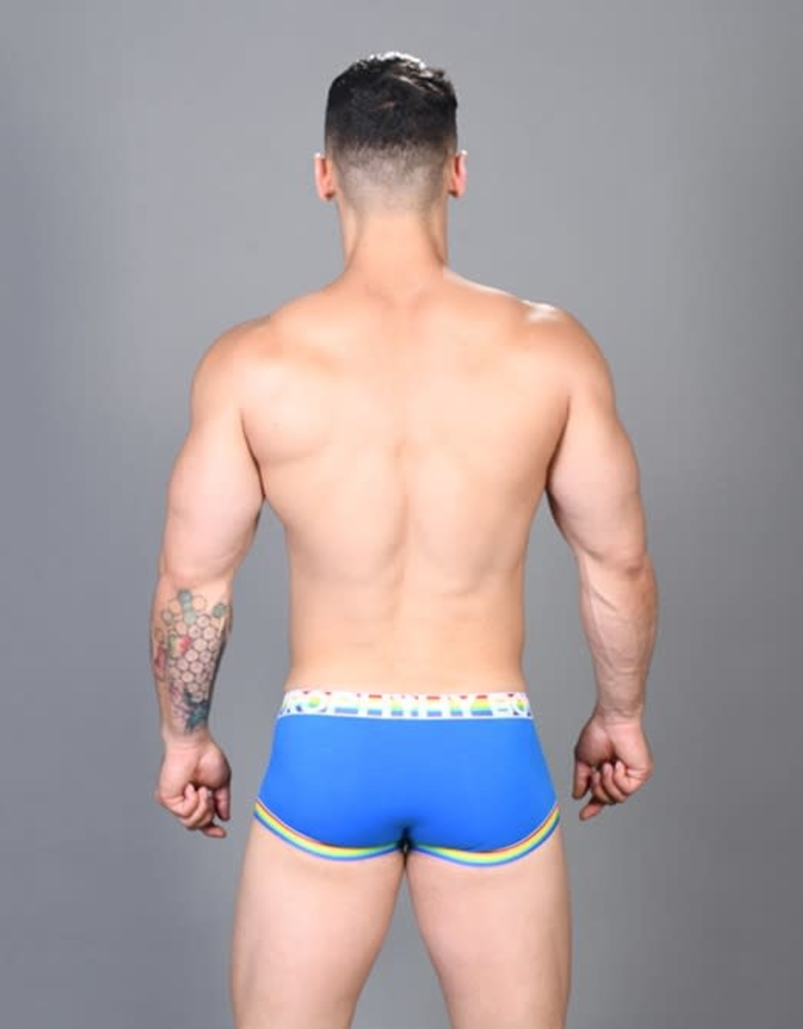 Andrew Christian Trophy Boy Pride Boxer