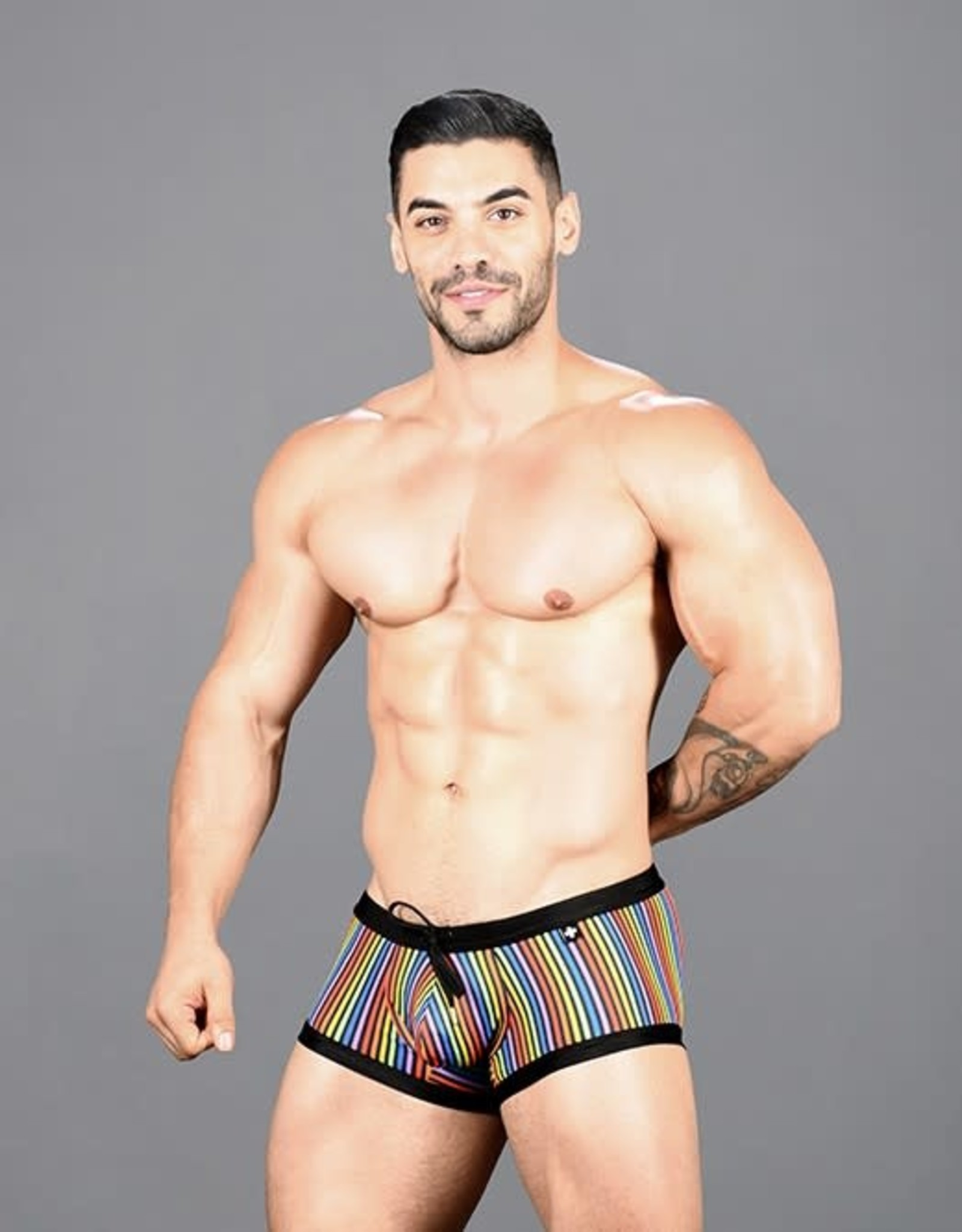 Andrew Christian Disco Pride Trunk