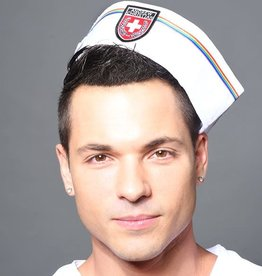 Andrew Christian Pride Sailor Hat (in store purchase only)