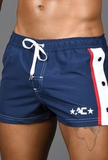 Andrew Christian Snap Swim Shorts (in store purchase only)
