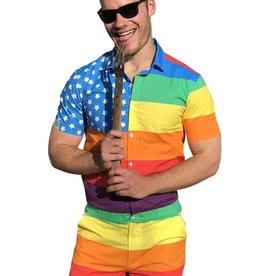 Uzzi Uzzi Rainbow Romper