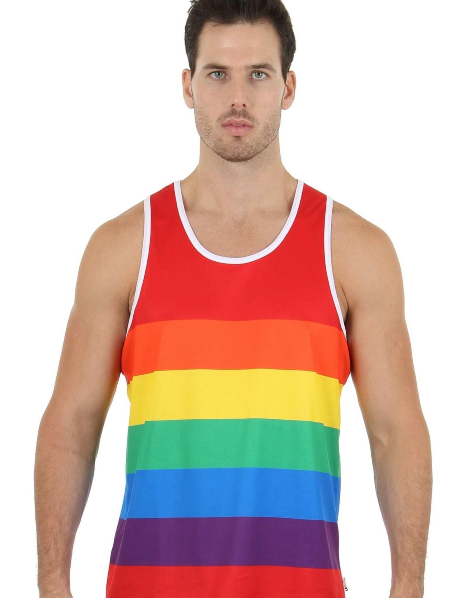 Uzzi Rainbow Pride Tank Top