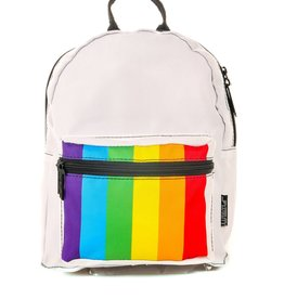 Fydelity Rainbow Mini Backpack