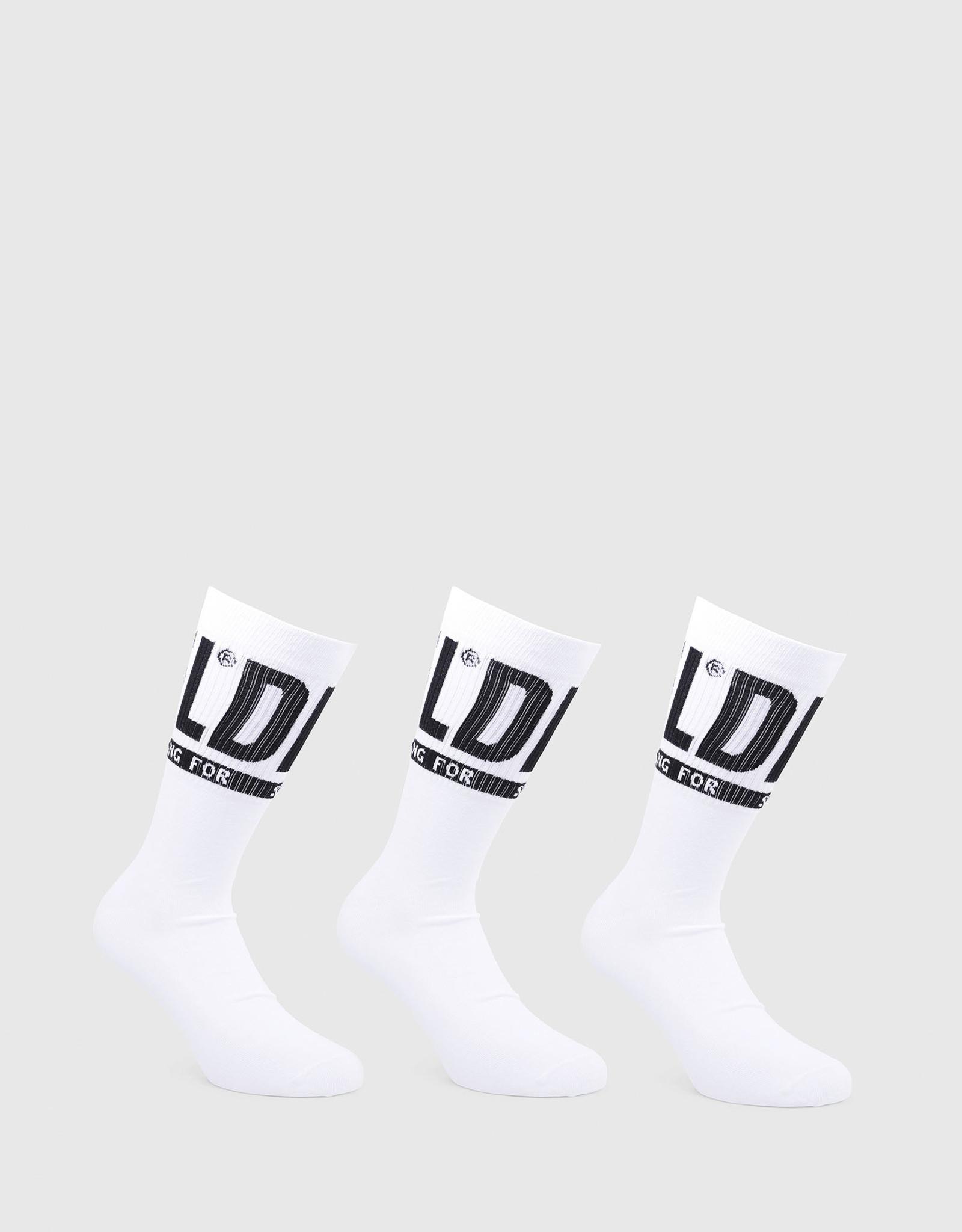 Diesel 3pk Ray Socks