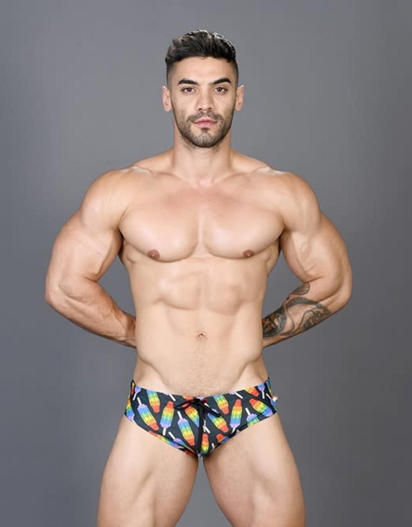Andrew Christian Popsicle Pride Bikini