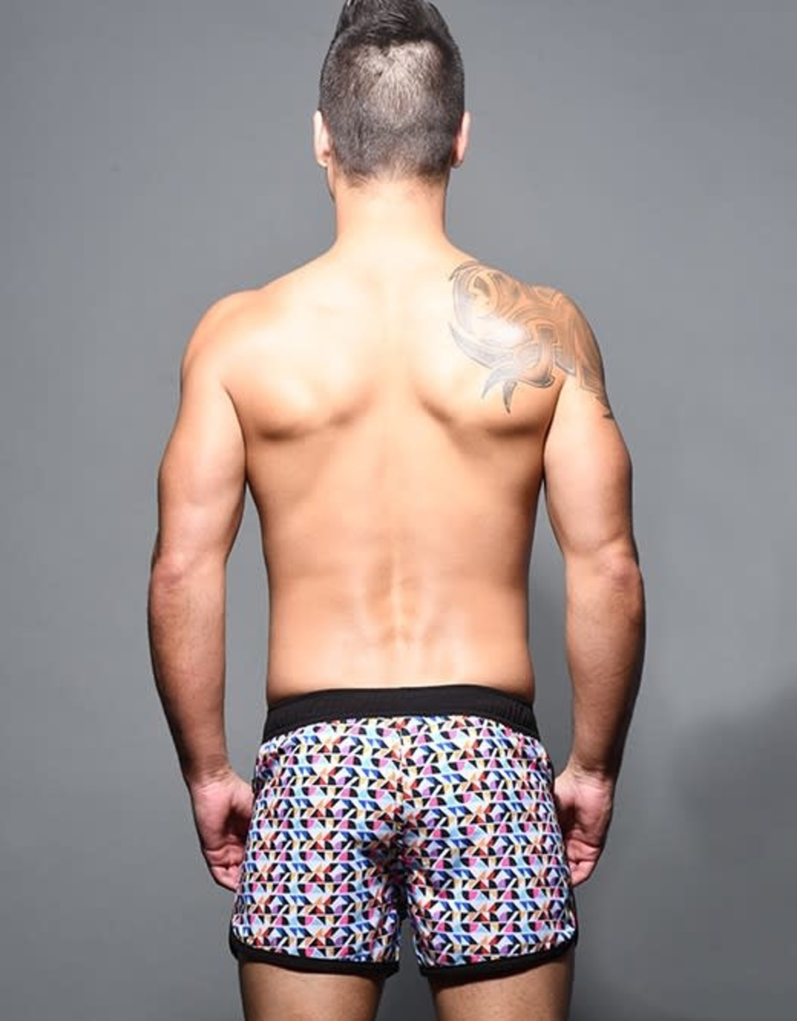 Andrew Christian Avalon Swim Shorts (in store purchase only)
