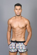 Andrew Christian Arrive Swim Shorts (in store purchase only)