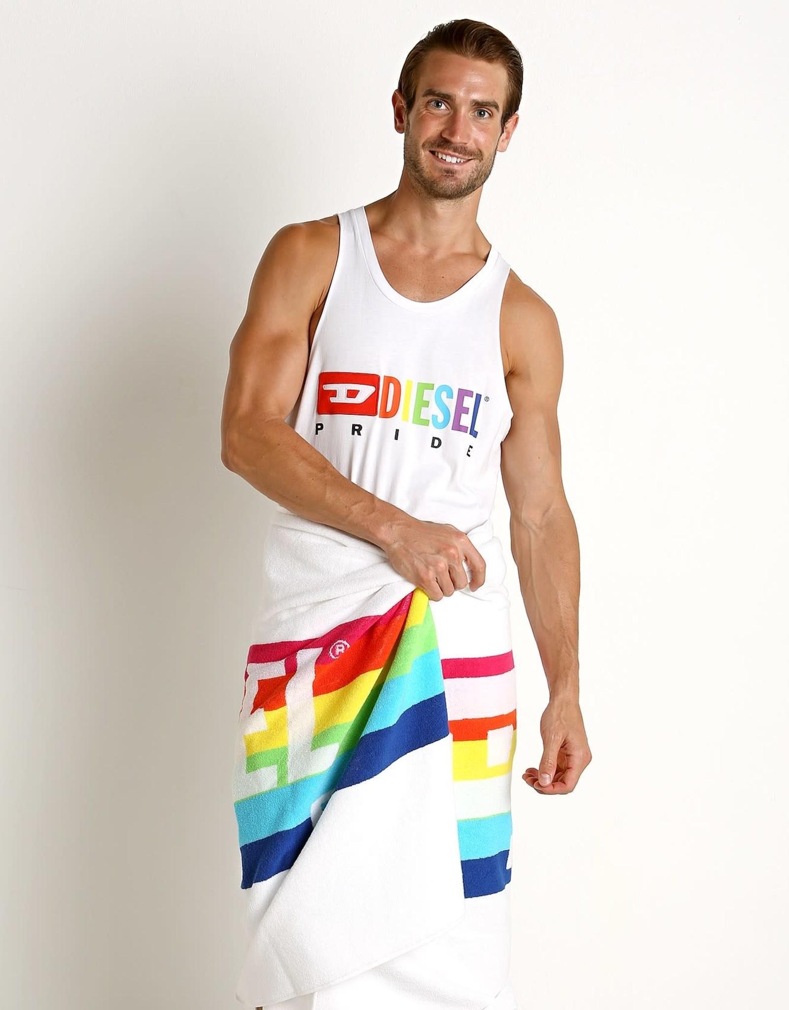 Diesel Helleri Pride Beach Towel