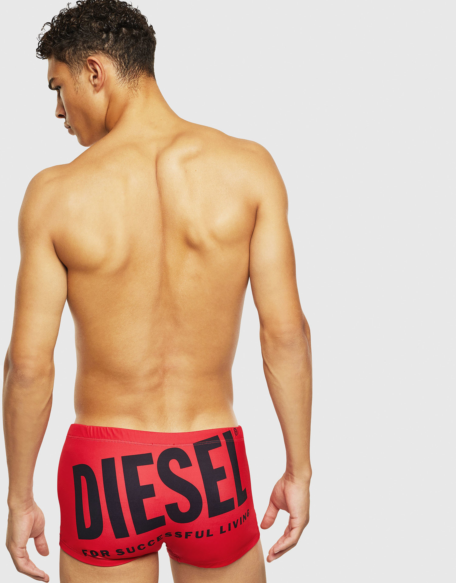 Diesel Bold Logo BMBX-Hero Trunk